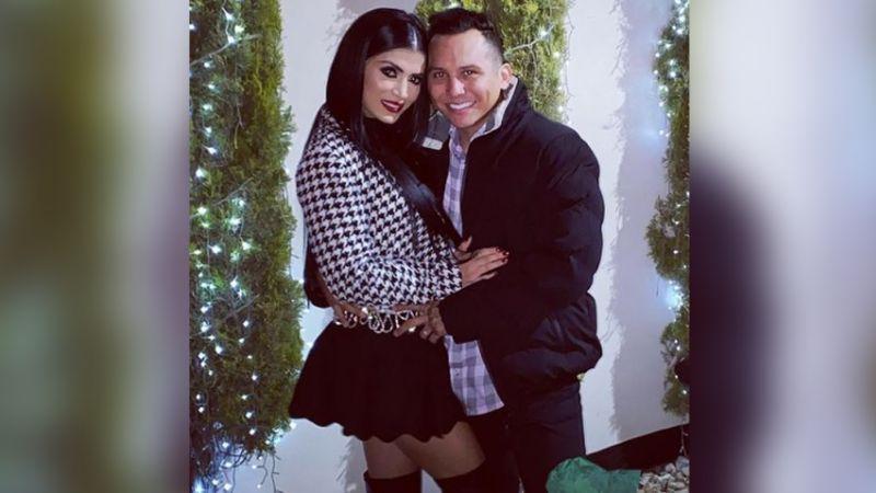 FOTO: Entregan anillo de compromiso a Kimberly Flores y no fue Edwin Luna
