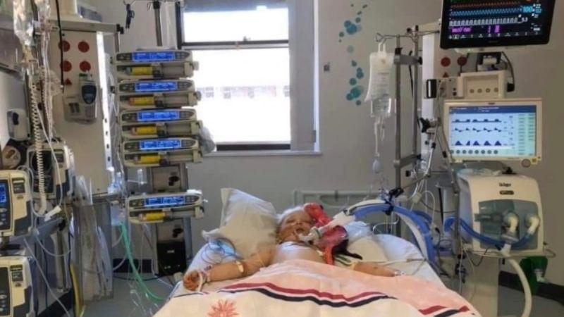 Niño de 7 años lucha contra una enfermedad mortal relacionada al Covid-19