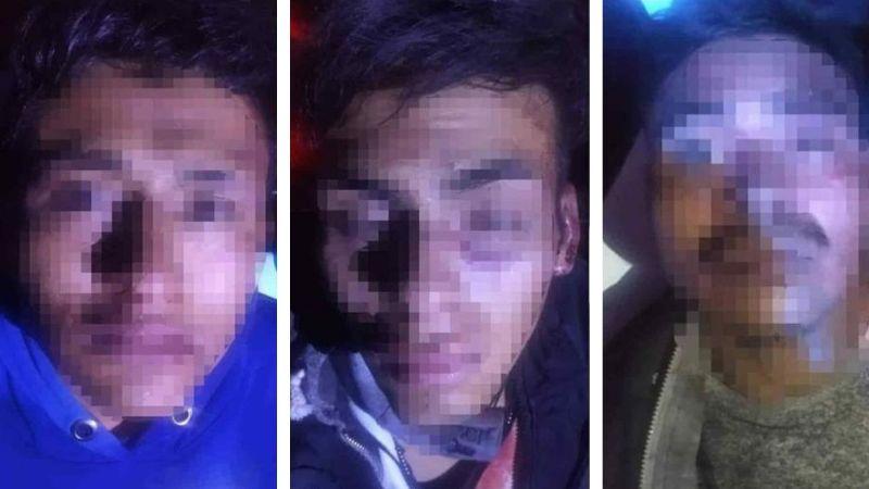 Caen tres 'roba carros' tras persecución que inició en Querétaro y terminó en Hidalgo