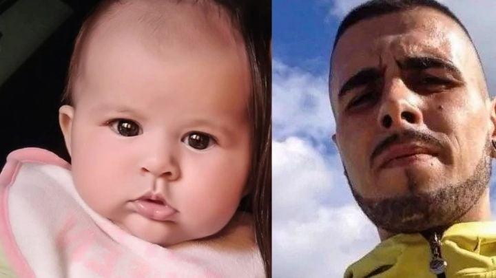 Bebé de 18 meses vivió un infierno; novio de su madre abusó de ella y la mató a golpes