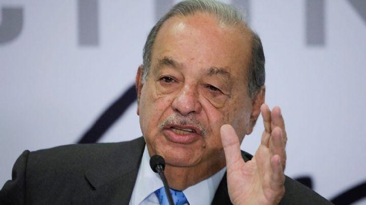 Tras ser hospitalizado por Covid-19, dan fuerte noticia sobre salud de Carlos Slim
