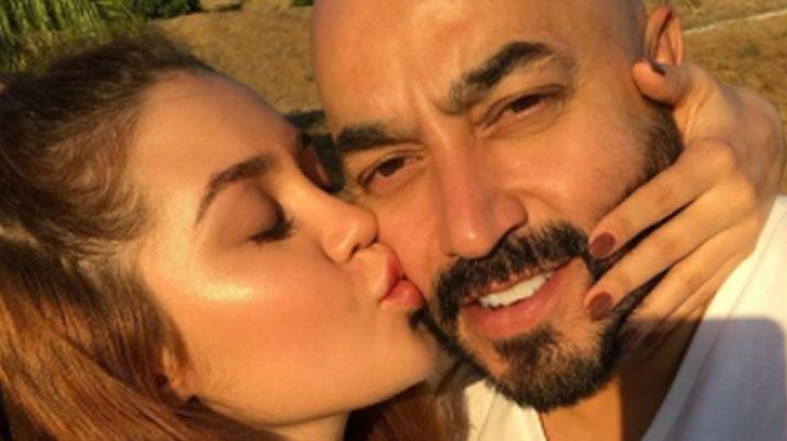 Prometida de Lupillo Rivera dedica románticas palabras al cantante por su cumpleaños