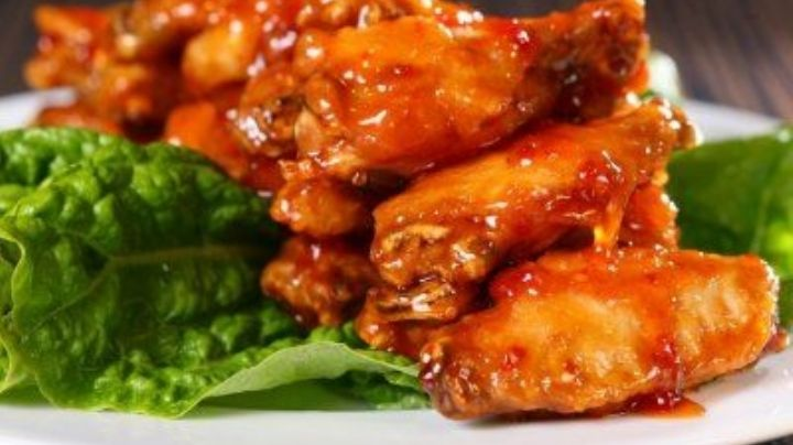 ¡Perfectas para toda ocasión! Estas alitas en salsa 3 fuegos te encantarán