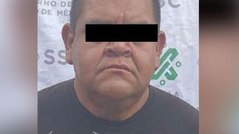 Autoridades detienen a 'El Dólar', integrante de La Unión Tepito, por narcomenudeo