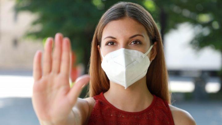 ¿Conoces los cubrebocas FFP2? Así es su eficacia para protegerte del coronavirus