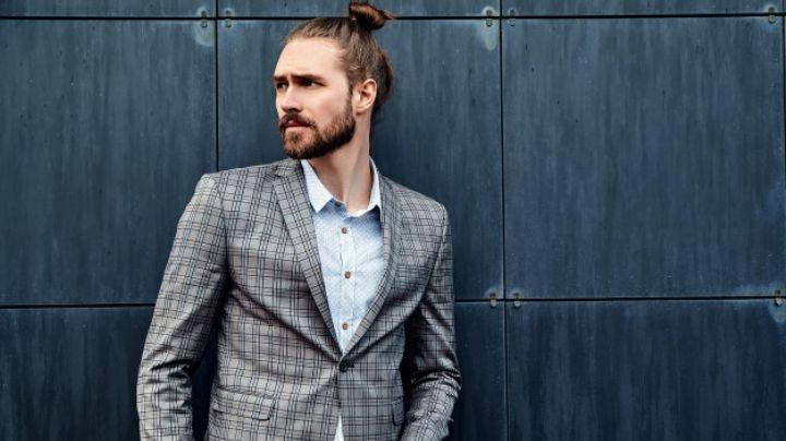 ¿Tienes el cabello largo? Estos son los cortes perfectos para hombres este 2021