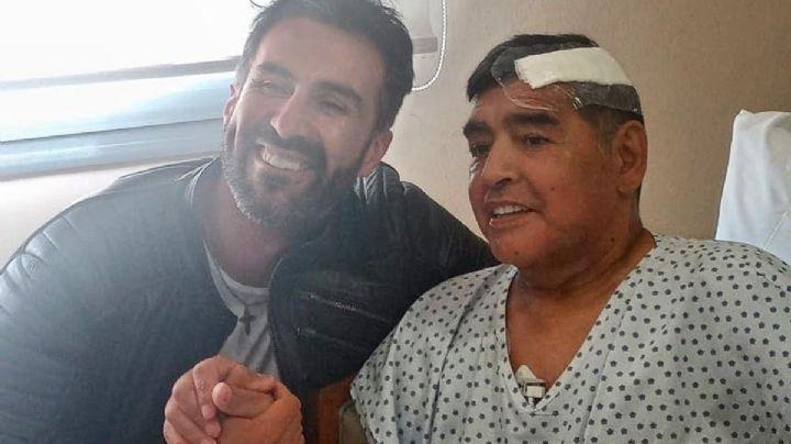 ¿Culpable? Filtran polémicos audios del neurocirujano de Diego Armando Maradona