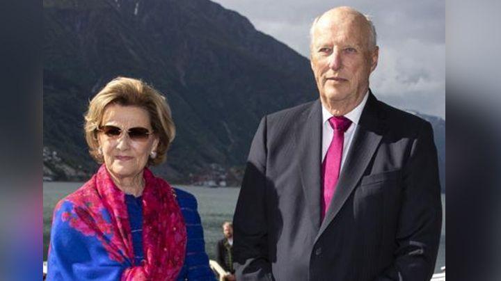 Tras cirugía de emergencia, dan detalles de la salud del Rey Harald de Noruega