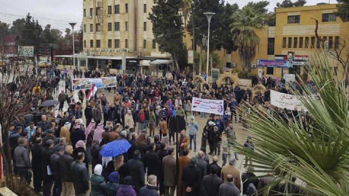 Explosiones y tiroteos en Siria dejan un saldo de 13 muertos, incluyendo un menor de edad