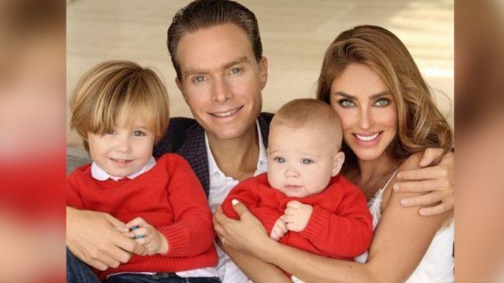 Manuel Velasco, esposo de Anahí, anuncia que dio positivo a coronavirus