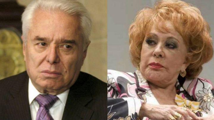 Enrique Guzmán revela secreto de Silvia Pinal y a quién le dejará su herencia al morir