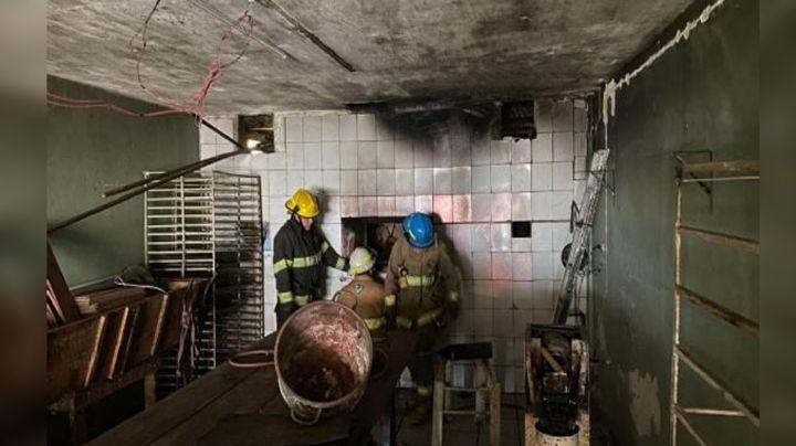 Adiós Rosca de Reyes: Explosión en panadería donde se elaboran deja daños