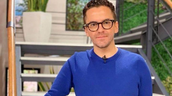 ¿Irreconocible? Tras dejar TV Azteca por Televisa, querido conductor impacta con nuevo 'look'