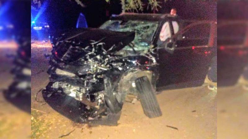 Fuerte choque en el Valle del Yaqui deja saldo de 6 lesionados; varios menores