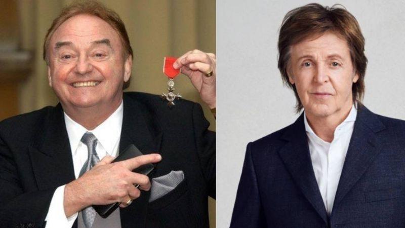 Gerry Marsden muere a los 78 años y Paul McCartney reacciona con sentimental mensaje