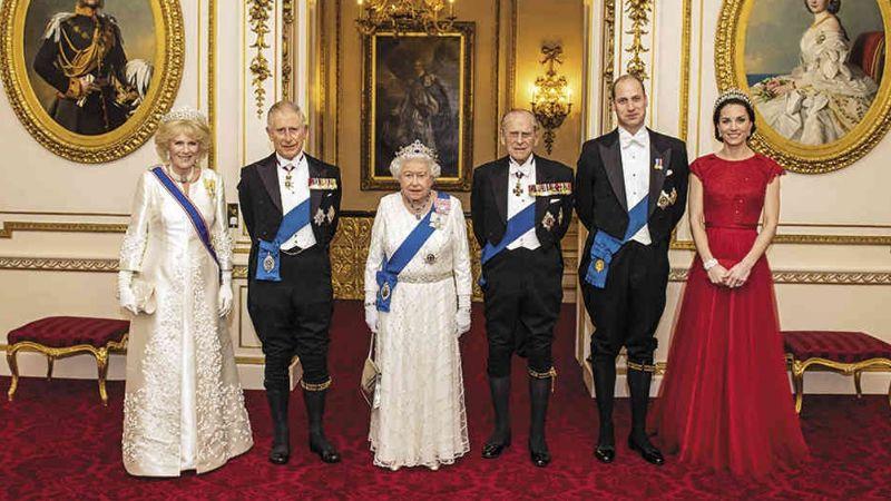 Estos son los singulares apodos que la seguridad usa para la Reina Isabel II y su familia