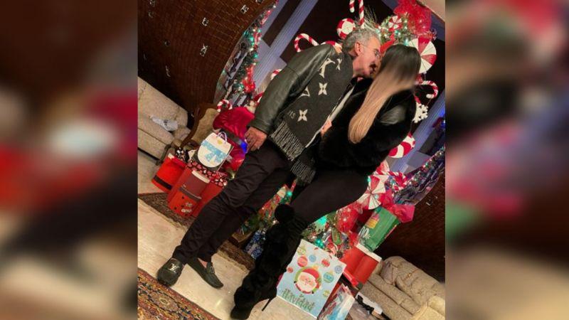 """Vicente Fernández Jr. recibe impactante mensaje de su joven novia: """"Lo que sabemos los dos"""""""