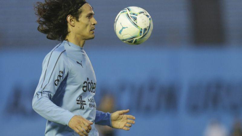 'Todos somos Cavani'; futbolistas uruguayos reclaman levantar sanción a Edinson