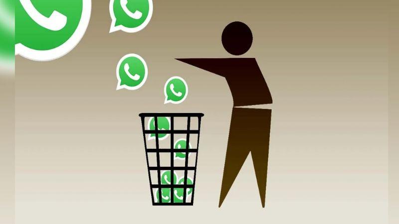 WhatsApp: De esta manera puedes recuperar los mensajes eliminados sin respaldo