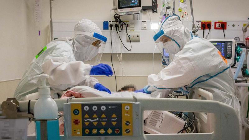 Nueva York confirma su primer caso de la nueva cepa británica de coronavirus