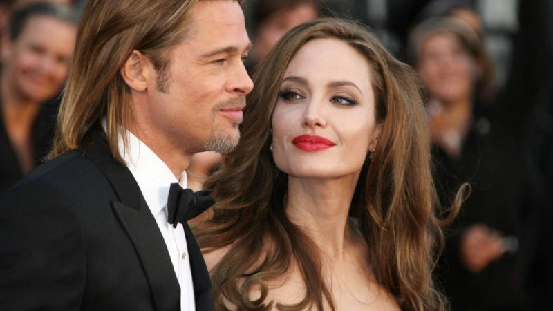 Brad Pitt y Angelina Jolie mantienen un lazo bastante especial y no son sus hijos