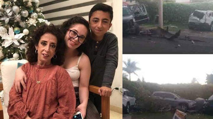 """Hijo de 'La Güereja' huyó tras provocar accidente y estaba borracho; la actriz """"no tiene dinero"""""""