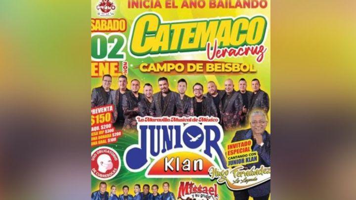 En plena crisis sanitaria, anuncian baile masivo en Catemaco, Veracruz