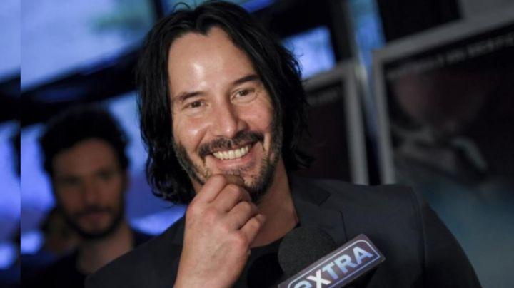 Keanu Reeves comparte conmovedor mensaje y motiva a sus fans a ser más positivos