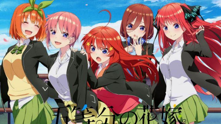 Sale a la luz nuevo avance del primer episodio del anime 'Gotoubun no Hanayome 2'