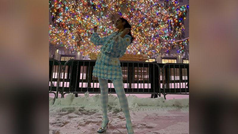 """Dua Lipa causa furor con espectacular cambio de 'look' para 'Vogue': """"Diosa"""""""