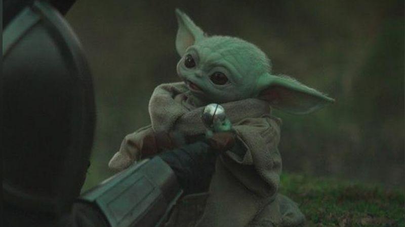 'Grogu', causa gran revuelo en Twitter ante el reclamo por la rosca de 'Baby Yoda'