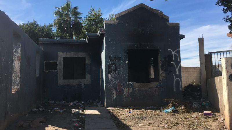 Fraccionamiento Herradura en Navojoa esta olvidada por el Gobierno
