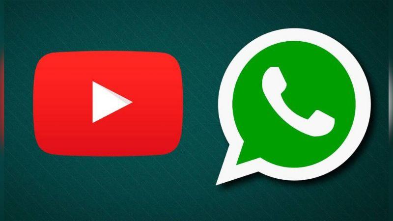 YouTube en WhatsApp: Esta es la forma de compartir los videos en estados