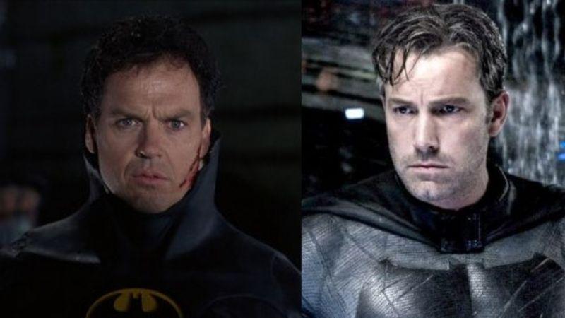 Se confirma si Michael Keaton podría 'remplazar' a Ben Affleck como 'Batman'