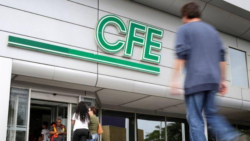 CFE ventila que sí presentó documento falso sobre apagón masivo en México
