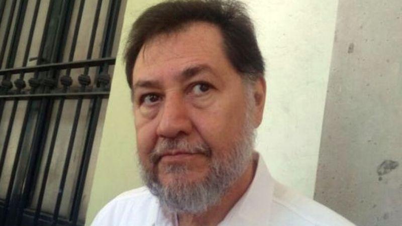 Fernández Noroña se niega a usar cubrebocas para ingresar a Asamblea de Venezuela