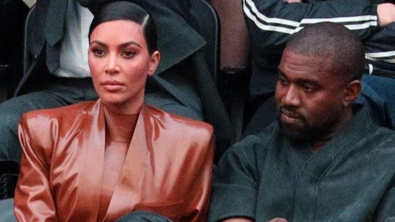 Kim Kardashian y Kanye West deciden terminar su matrimonio tras meses de polémicas