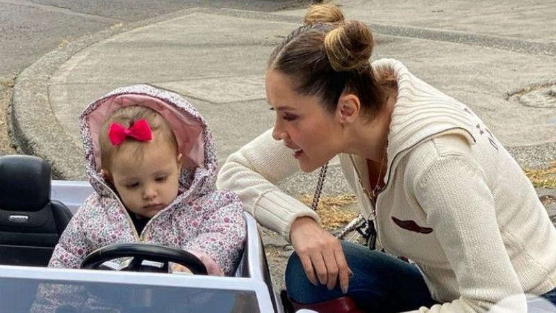 Marlene Favela llena ternura las redes con adorables fotos de su hija Bella
