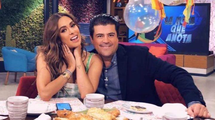 Galilea Montijo habría intervenido con productora de 'Hoy' para despedir a 'El Burro'