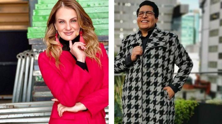 """Kaffie destroza a Flor Rubio por cometer error al hablar de Televisa: """"La cag... y gacho"""""""