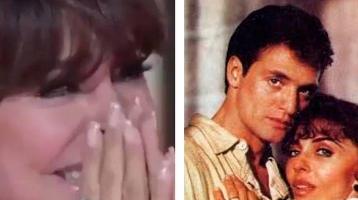 Juan Soler confiesa en 'Hoy' que salvó a Verónica Castro de casi morir en Televisa