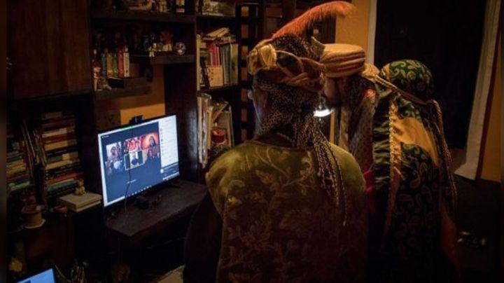 Zoom: Esta es la manera de aún tener una videollamada con los Reyes Magos