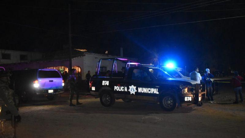 Cajeme: Ataque armado en Esperanza deja saldo de un hombre lesionado