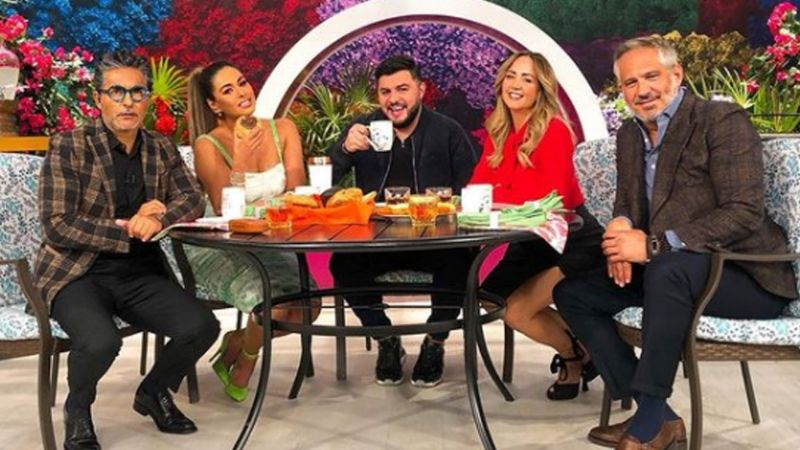"""'Hoy' fracasa tras llegada de Arath de la Torre y cambios en el elenco: """"Tuvo muy poco rating''"""