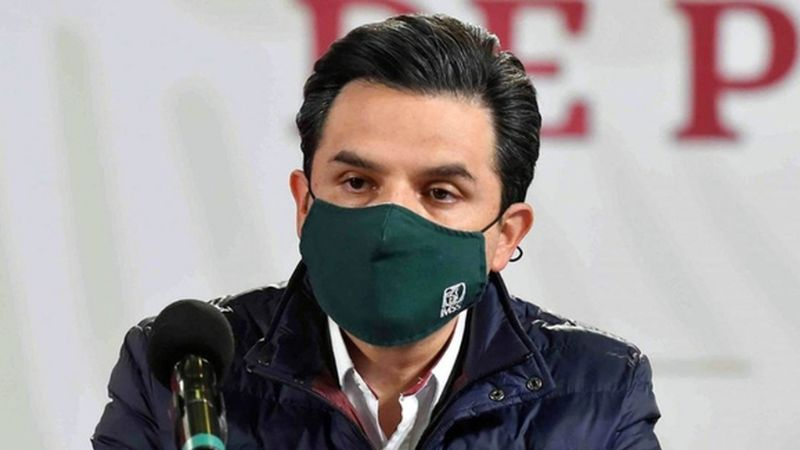 "Zoé Robledo: ""Ante temblor o influenza, el IMSS nunca nos ha fallado"""