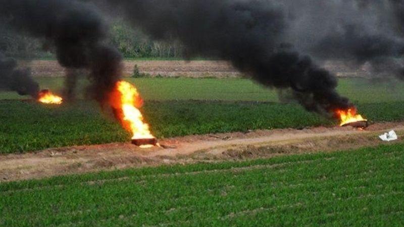 Ecología advierte 'mano dura' en caso de haber quema de llantas
