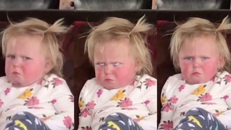 """Niña se hace viral al """"mandar al diablo"""" a su tía que le llama la atención"""