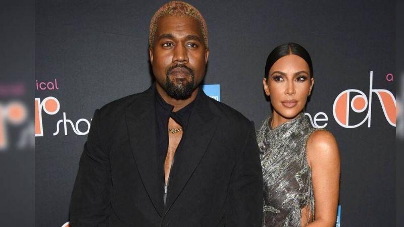 Kim Kardashian y su matrimonio en 2020 con Kanye West que 'estalló' en un divorcio