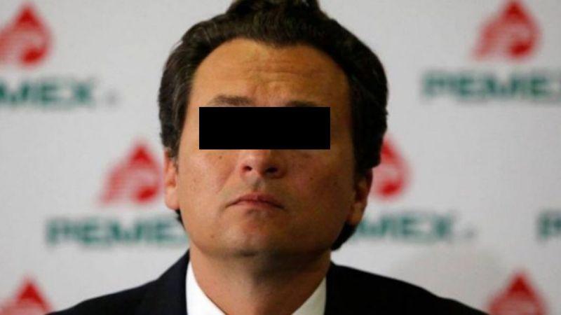 FGR investigará por la vía judicial a denunciados por Emilio Lozoya, exdirector de Pemex