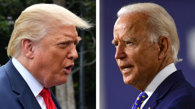 """Joe Biden exige a Donald Trump que detenga el """"asedio"""" de sus simpatizantes"""